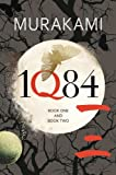 1Q84, Haruki Murakami, book, book cover