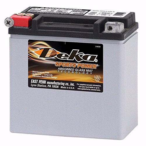 Deka Sports Power ETX14 Battery