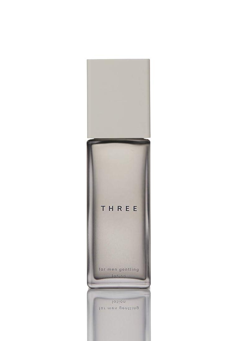 クレタ一貫した子孫FIVEISM × THREE(ファイブイズム バイ スリー) THREE フォー?メン ジェントリング ローション 100mL 化粧水