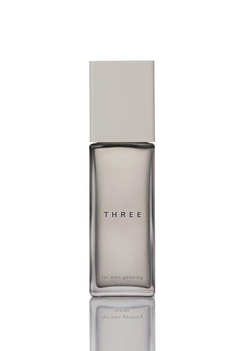 革新南西ディスパッチFIVEISM × THREE(ファイブイズム バイ スリー) THREE フォー?メン ジェントリング ローション 100mL 化粧水