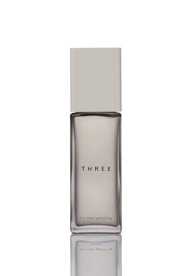 請求変化する記念品FIVEISM × THREE(ファイブイズム バイ スリー) THREE フォー?メン ジェントリング ローション 100mL