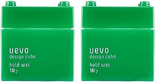 【X2個セット】 デミ ウェーボ デザインキューブ ホールドワックス 80g hold wax