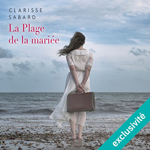 La plage de la mariée audiobook cover art