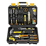DEKOPRO 100 Piece Home Repair Tool Set,General Household...