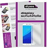 dipos I 2X Schutzfolie klar kompatibel mit Umidigi Z Pro Folie Bildschirmschutzfolie