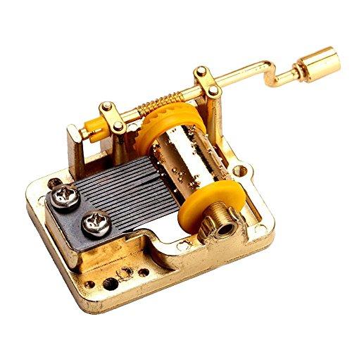 18nota musical movimiento de mecanismo de bricolaje caja de música, Lilium de Elfen Lied