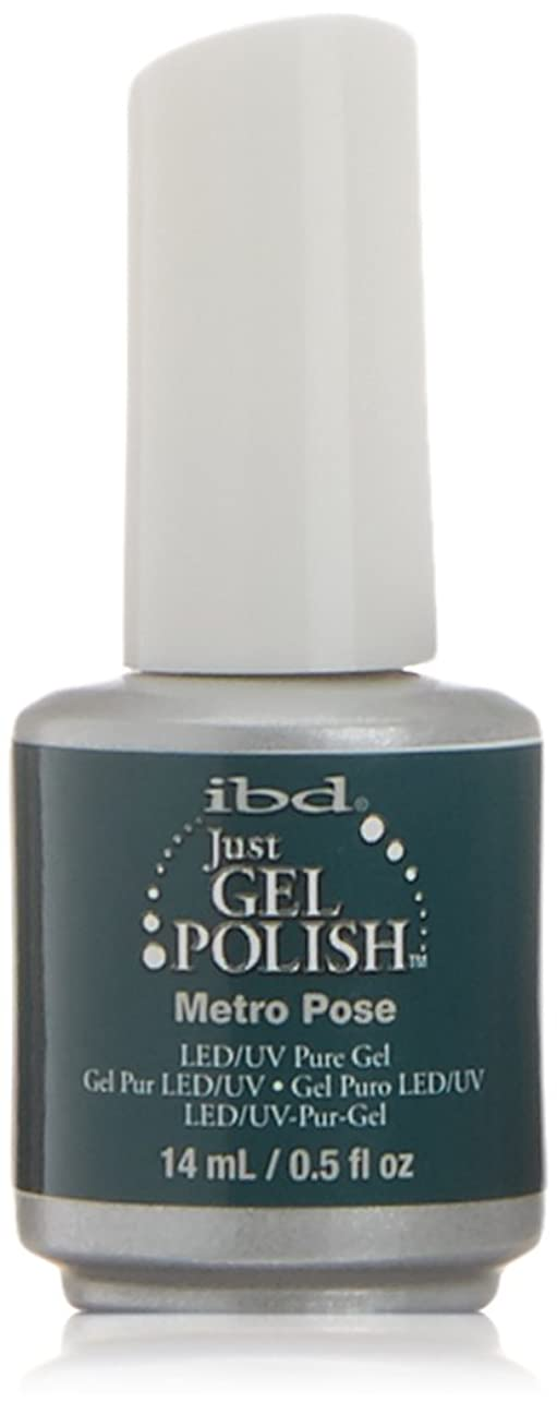 検査ピアノを弾く言うibd Just Gel Nail Polish - Metro Pose - 14ml / 0.5oz