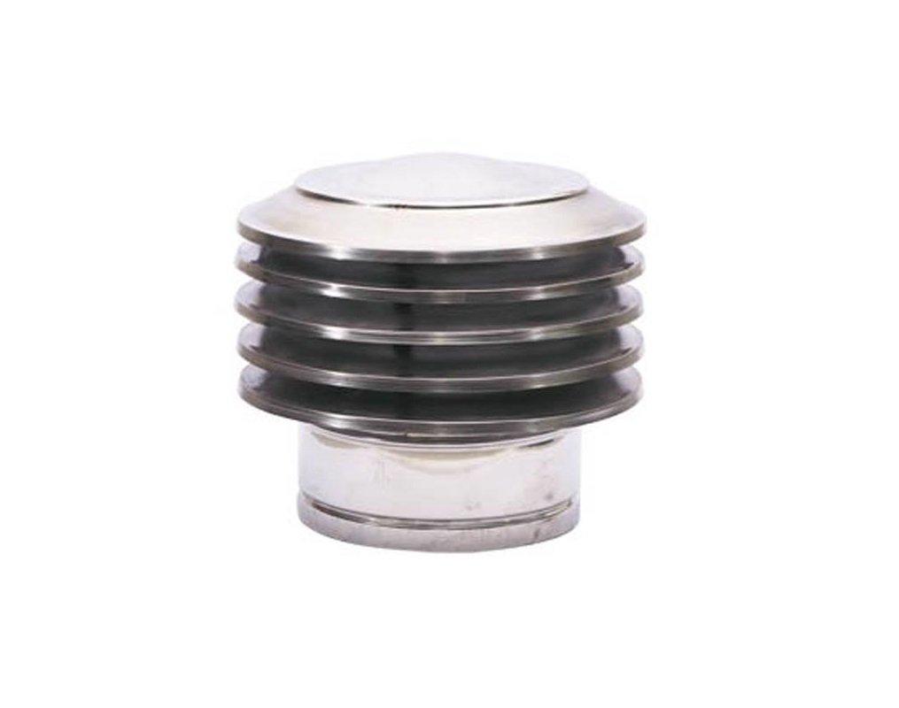 L/áminas campana l/áminas pieza adicional cubierta de l/áminas sombrero chimenea acero inoxidable cubierta para chimenea accesorio para chimenea