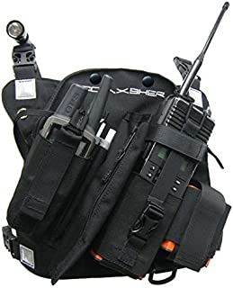 Coaxsher RCP-1, Pro Radio, Chest Harness