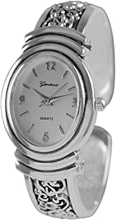Best geneva cuff watches Reviews