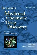 Burger′s Medicinal Chemistry and Drug Discovery: Nervous System Agents: v. 6
