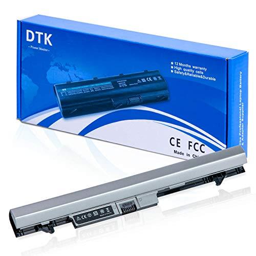 DTK RA04 Batería para HP ProBook 430 G1 G2 RA04XL H6L28ET H6L28AA HSTNN-IB4L 707618-121 708459-001 745662-001 768549-001 707618-141 707618-541 745416-121 Baterías portátiles y netbooks [2600MAH Gris]
