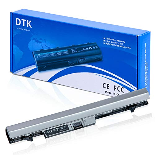 DTK Laptop Battery for HP RA04 708459-001 ProBook 430 430-G1 430-G2 Notebook [ 14.8V 2600MAH ]