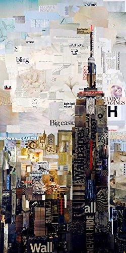 Feeling at home Kunstdruck-auf-Papier-cm_132_X_66-Grey-James-Landschaft-Bild-Poster-Zeitgenössische-Landschaften-Bundesstaat-New-York-USA-Stadtlandschaften-New-York-City