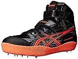 Scarpa da jogging da uomo Javelin Pro, nera / Flash Coral / Silver, 10 M US