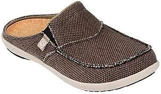 Spenco Men's Siesta Canvas Slide Sandal