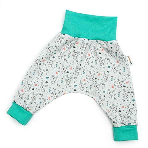 Pumphose Babyhose für Jungen und Mädchen Unisex