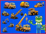 Counting Construction Trucks -...