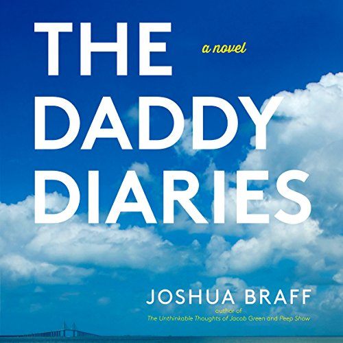 The Daddy Diaries audiobook cover art