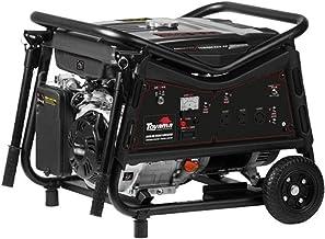 "Gerador Gasolina Toyama 7.0kva Avr Bivolt quadro""v"" Sensor de Óleo Partida Elétrica Tg8000cxev-xp"