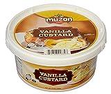 Muzon Chanukah Bavarian Cream Filling, Vanilla Custard Cream, Professional Bavarian Cream Pastry,...