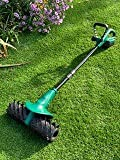 TurfGroomer   Dual Drum Single Battery Professional Grade Artificial Grass Blade Blooming and Cleaning Rotary Brush.