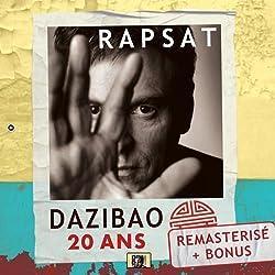 Pierre Rapsat - Dazibao 20 Ans (Remasterisé + Bonus) 2 CD
