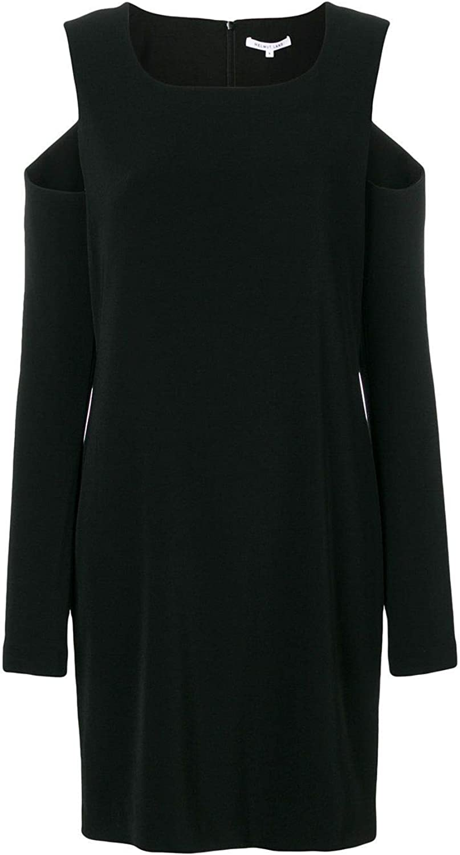 Helmut Lang Women's I01HW608001 Black Viscose Dress