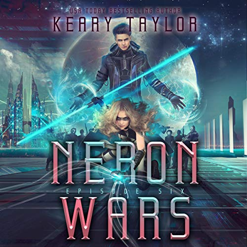 Neron Wars: A Space Fantasy Romance cover art