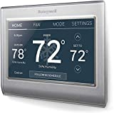 Best Wifi Thermostats - Honeywell Home RTH9585WF1004-RB Wi-Fi Smart Color Thermostat, 7 Review