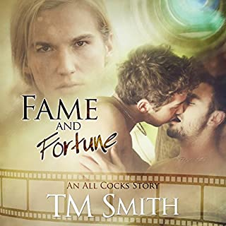 Fame and Fortune audiobook cover art