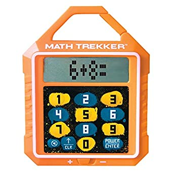 Educational Insights Math Trekker Addition-Subtraction Grades 1+
