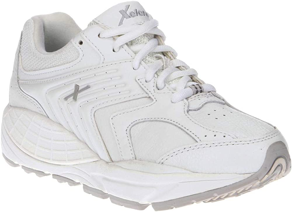 Xelero Men Matrix Leather Tennis Shoes