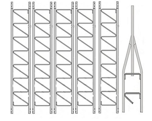 Rohn 25G Series 60' Basic Tower Kit by Antenna Parts Outlet. Compare B078X1MHWJ related items.
