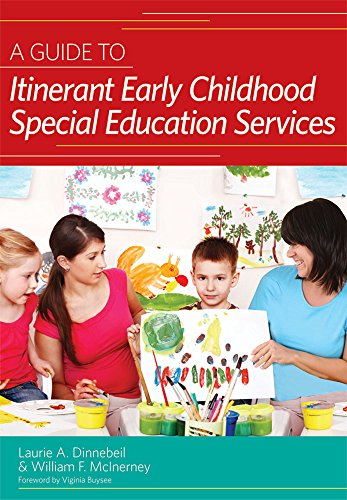 Compare Textbook Prices for A Guide to Itinerant Early Childhood Special Education Services 1 Edition ISBN 9781557669650 by Dinnebeil Ph.D., Laurie,McInerney Ph.D., William,Buysse Ph.D., Virginia