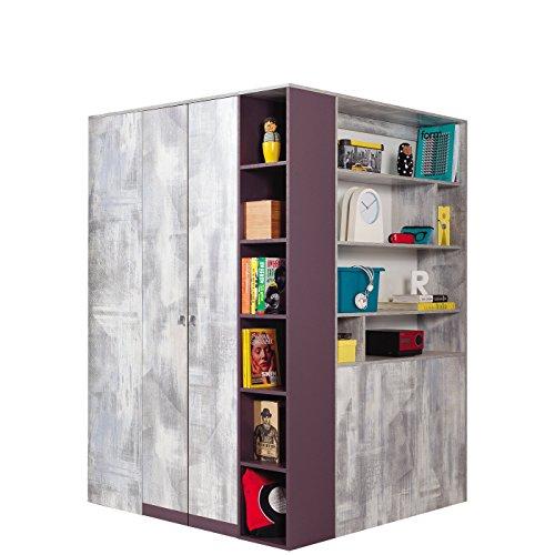 Furniture24 -  Eckkleiderschrank