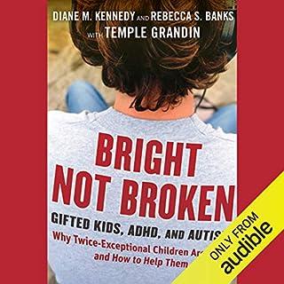 Bright Not Broken audiobook cover art