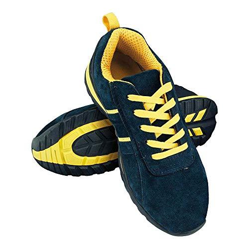 Reis Brnicaragua43 Sichere Schuhe, Dunkelblau-Gelb, 43 Größe