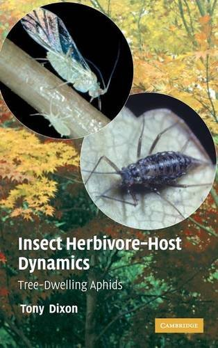 Insect Herbivore-Host Dynamics: Tree-Dwelling Aphids (English Edition)