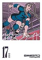 少女ファイト 付箋ブック付き特装版 第17巻