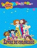 Groovy Girls livre de coloriage