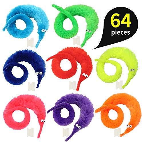 Giocattolo da Cacciare Giocattoli Prodotti per animali domestici Petstages 329 OrkaKat Wiggle Worm