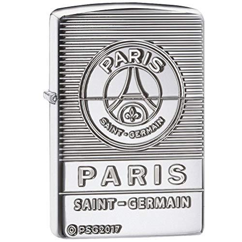 Triskel Zippo Silver Paris Saint Germain