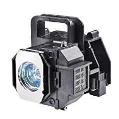 Molgoc Professional solutions is an 200W replacement that provides the best picture quality, brightness, and lifespan. with premium housing.minimize installation time to make sure your device is back in action quick! Compatible with the following EPS...
