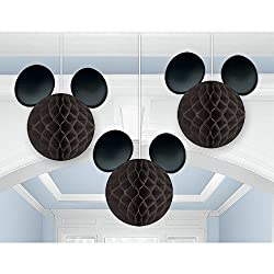 Mickey Mouse Hanging Party decorations
