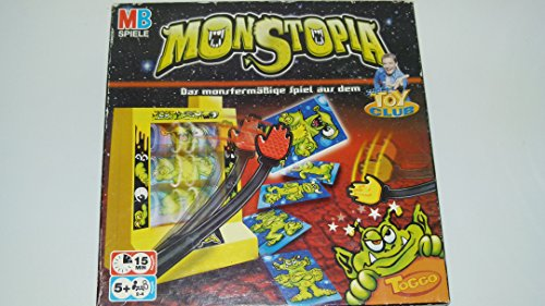 Hasbro - Monstopia, Super Toy Club