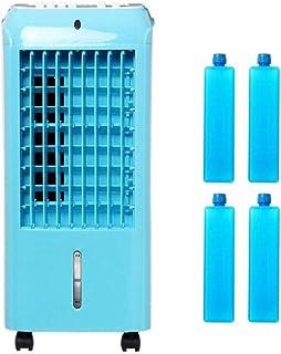 TASGK Aire Acondicionado Portátil 65W 220V Ventilador del Refrigerador De Aire del Viento Natural Hogar para La Sala De Estar,A