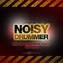 Noisy Drummer - Over 3000 Noisy Drum Sounds and Loops DVD non BOX