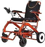 Silla de ruedas eléctrica / Ligera silla de ruedas, silla de ruedas eléctrica plegable abierto rápido, energía eléctrica Sillas de ruedas duradero, seguro y fácil de conducir Sillas de ruedas, de cali
