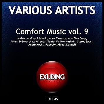 Comfort Music, Vol. 9